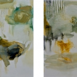 Now, Diptych